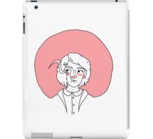 Cigarette Girl iPad Case/Skin