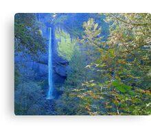 Nature Heals The Soul - Columbia River Gorge Canvas Print