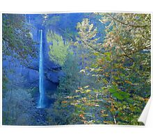 Nature Heals The Soul - Columbia River Gorge Poster