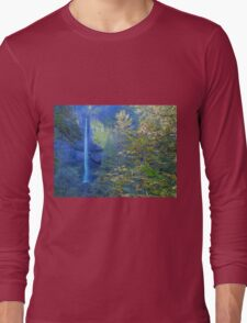 Nature Heals The Soul - Columbia River Gorge Long Sleeve T-Shirt