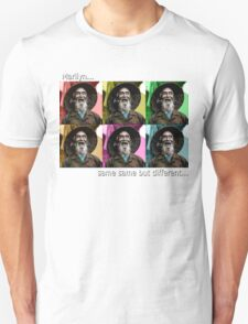 Marilyn... same same but different... Unisex T-Shirt