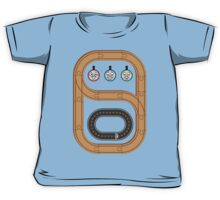 Thomas the Tank Engine Wooden Railways Kids Tee