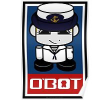 Sailor Hero'bot 2.1 Poster