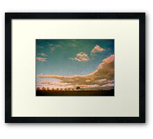 Any Day Now Framed Print