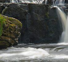 Aysgarth Falls No3 by Darrell Kelsey