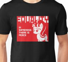 IN SAMENESS THERE IS PEACE Unisex T-Shirt