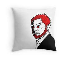 Asuras in Suits Throw Pillow