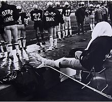 Irish Sideline by Chet  King