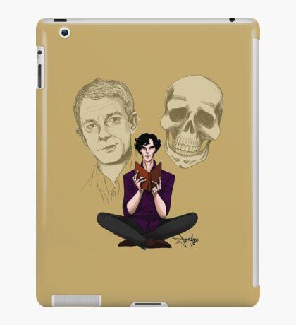 Sherlock & Friends iPad Case/Skin