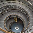 Spiral Stair case by Corrie Wharton