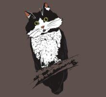 Owl Cat Kids Clothes