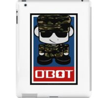 Army Hero'bot 1.1 iPad Case/Skin
