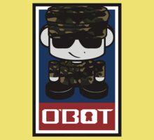 Army Hero'bot 1.1 Kids Tee
