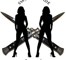 Switchblade Sisters by jessbell