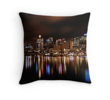 # Darling Harbour # Throw Pillow