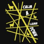 The Mighty Boosh - Calm A Llama Down by DementedFerret