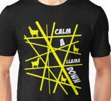 The Mighty Boosh - Calm A Llama Down Unisex T-Shirt