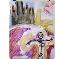 Party Up the World iPad Case/Skin