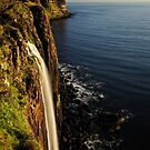 Mealt Falls &amp; Kilt Rock, Isle of Skye by Thomas Peter