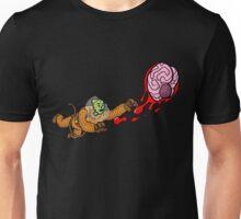 Astrozombie II: More Brains Unisex T-Shirt