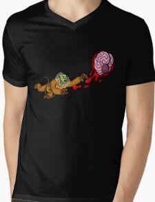Astrozombie II: More Brains Mens V-Neck T-Shirt