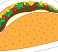 Let's Taco Bout It! Sticker