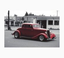 Red Car Classic Kids Clothes
