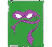 Donnie Mask iPad Case/Skin