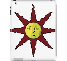 Praise the Sun! iPad Case/Skin