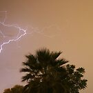 late summer lightning by jbiller