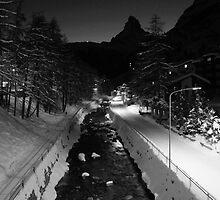 Matterhorn Paradise III by S T