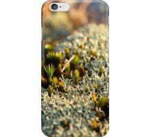 Moss 3 iPhone Case/Skin
