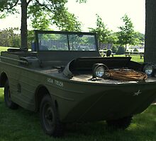 U.S.A. Military Amphibius Vehicle by TeeMack