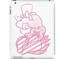 ALPACACORN-SINGLECREST iPad Case/Skin