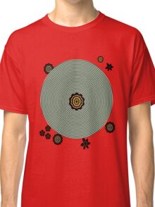Play it with Flowers T-Shirt Classic T-Shirt