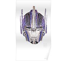 Optimus Batik Poster