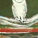 owl totem by donnamalone