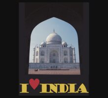I love India by AravindTeki