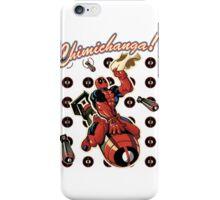 Fly Deadpool iPhone Case/Skin