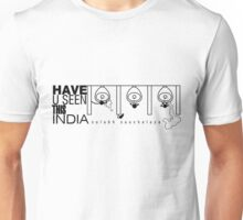 Have you seen this India series::artwork002 Unisex T-Shirt