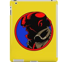 The Law of the Jaw iPad Case/Skin