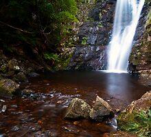 Mathinna Falls by Heath Watkins