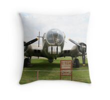 Barksdale  AFB 02 Throw Pillow