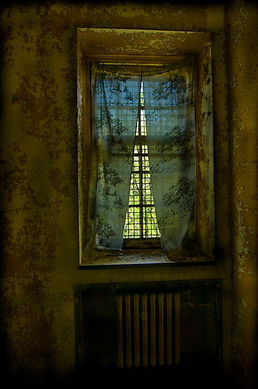 At My Window Sad & Lonely by Glenn-Patrick Ferguson
