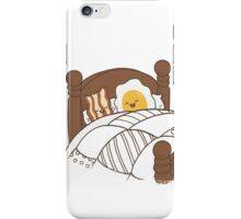 Breakfast In Bed iPhone Case/Skin