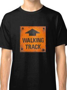 Walking Track Classic T-Shirt