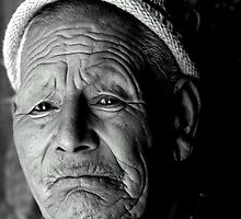 A man finds room in the few square inches of his face for the traits of all his ancestors; for the expression of all his history, and his wants. by Ritu Lahiri