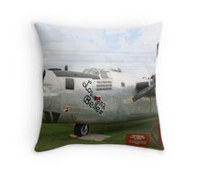 Barksdale  AFB 03 Throw Pillow