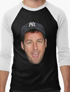 Adam Sandler's Face Men's Baseball ¾ T-Shirt