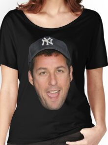 Adam Sandler's Face Women's Relaxed Fit T-Shirt